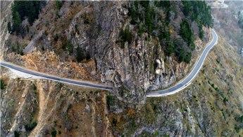 Giresun'daki 135 yıllık tarihi tünel ilk günkü gibi duruyor