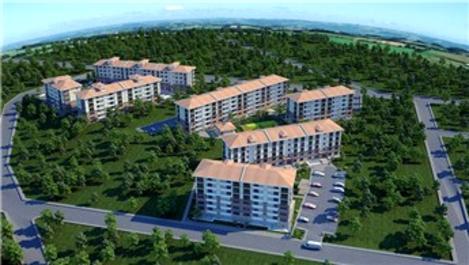 TOKİ Çanakkale'de yeni proje yapacak!
