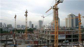Avrupa'da inşaat üretimi şubatta azaldı