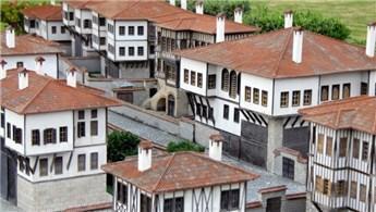 'Safranbolu'daki  oteller yüzde 100 doluluk oranını yakaladı'