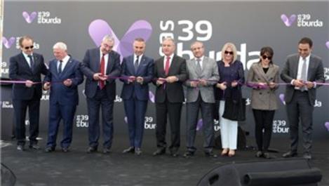 Lüleburgaz Esas Burda 39 AVM kapılarını açtı!