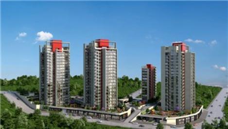 Heran İstanbul Kartal projesi daire fiyatları!