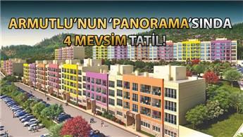 İhlas Armutlu Tatil Köyü 2. Etap Panorama'da teslimler başladı