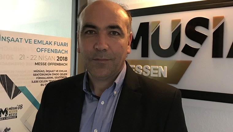 MÜSİAD, Almanya'da İnşaat ve Emlak Fuarı düzenliyor