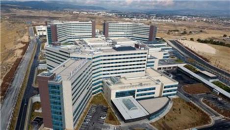 Kayseri Şehir Hastanesi 5 Mayıs'ta açılıyor