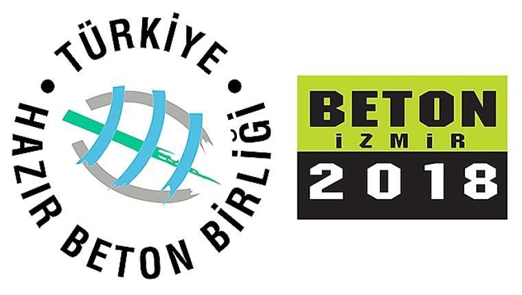 Beton İzmir 2018 Fuarı 25 Nisan'da başlıyor!