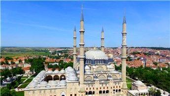 Edirne'deki Selimiye Camisi yenilenme için gün sayıyor