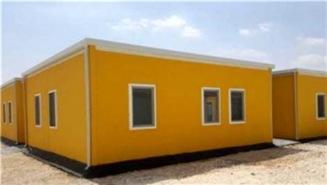 Karmod Prefabrik, Ürdün'de mültecilere okul kurdu