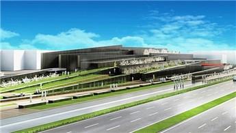 Samsun'da yapılan Arkeoloji ve Etnografya Müzesi'ne mimari ödül!