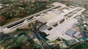 Sabiha Gökçen Havalimanı'ndaki 2. pist çalışmaları sürüyor