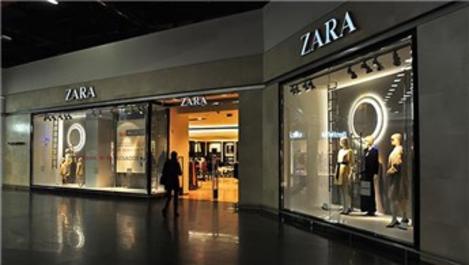 Zara, Türkiye'deki mağazalarını kapatmaya başladı