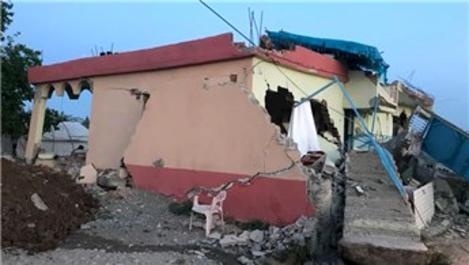 Adıyaman'da 5.4 büyüklüğünde deprem meydana geldi