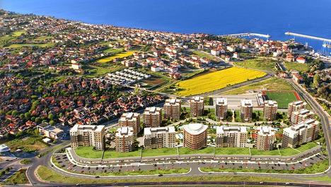 Bizim Evler Güzelce'de daire fiyatları 362 bin TL'den başlıyor