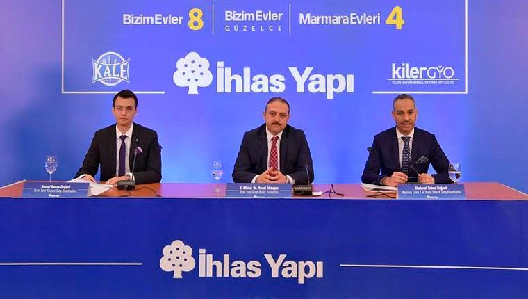 Mehmet Erhan Değerli, Bizim Evler 8 ve Marmara 4 projesi anlattı!