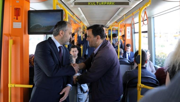 Bursa'da metro ulaşımına ikinci indirim müjdesi!