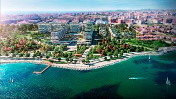 Marina 24, 750 milyon TL yatırımla Mimaroba'da yükseliyor!