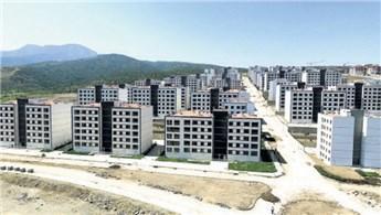 Akgedik'te 5500 konutluk bir şehir yükseliyor