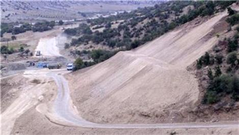Anamur Ermenek il yolu yapımı için kamulaştırma yapılacak