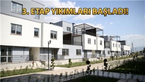 Sakarya'da kentsel dönüşüm çalışmaları hızla ilerliyor