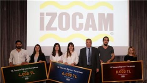 18. İzocam Öğrenci Yarışması'nda kazananlar belli oldu!