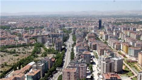Konya Selçuklu'da kamulaştırmaya 111 milyon TL ödendi