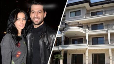 Murat Yıldırım ve eşi Acarkent'te lüks villa satın aldı