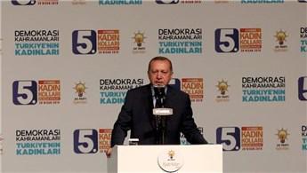 Cumhurbaşkanı Erdoğan: 'İlk işimiz Kanal İstanbul'u başlatmak!'