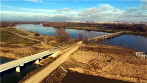 Kanal Edirne'nin yüzde 95'i tamamlandı