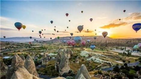 İlk çeyrekte 5,1 milyon turistle turizm rekoru kırıldı