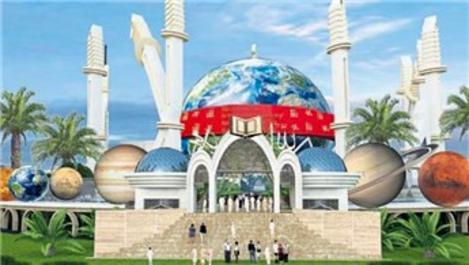 Yaşayan Cami Projesi mimarisiyle dikkat çekiyor