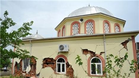 Adıyaman'da depremde hasar gören camiler yeniden yapılacak