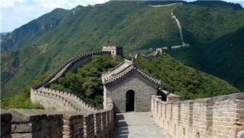 Çin Seddi'nin restorasyonunda dronelar kullanılacak