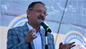 Mehmet Özhaseki: Türkiye adeta şaha kalktı