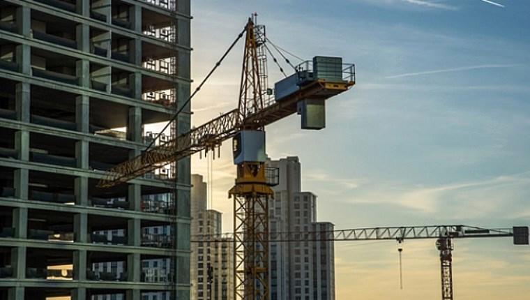 İnşaat sektörü büyümeyi yukarı taşıdı