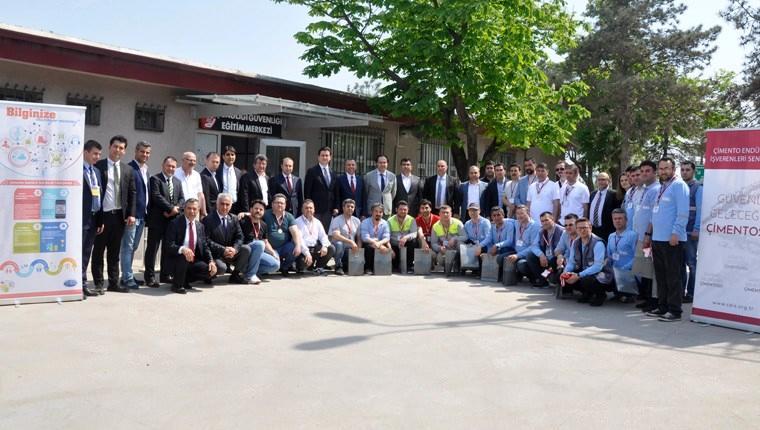 İş sağlığı ve güvenliğinde şampiyon Limak Balıkesir fabrikası!