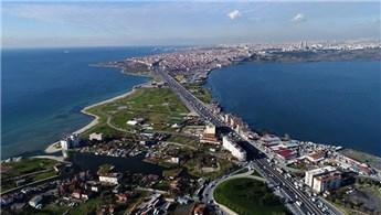 Kanal İstanbul, Küçükçekmece'de konut fiyatlarını yükseltti