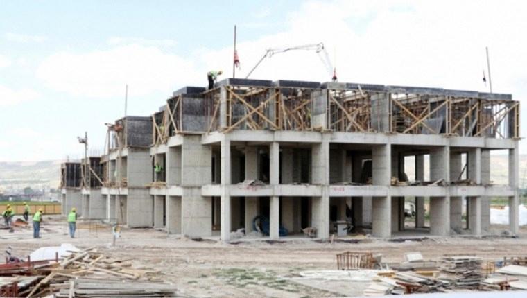 Ziyagökalp Mahallesi'ndeki kentsel dönüşüm projesi tanıtıldı