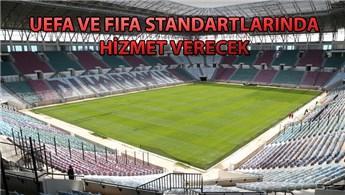 Diyarbakır'daki engelli dostu stadın yapımı tamamlandı