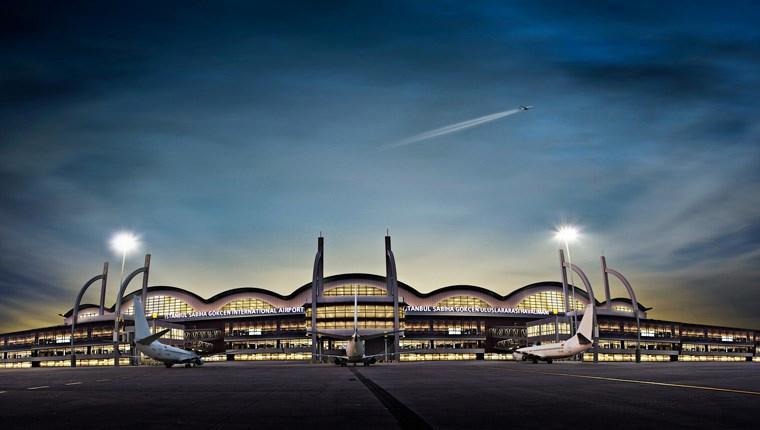 Sabiha Gökçen Havalimanı 10'uncu yıl dönümünü kutluyor