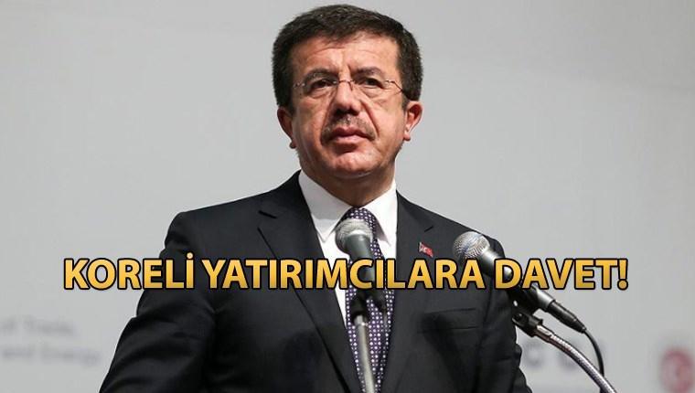 Nihat Zeybekci: 10 mega projenin 5'i Türkiye'de