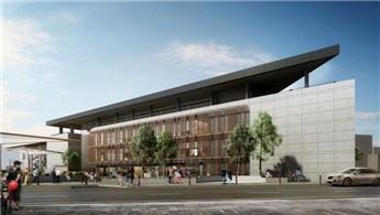 İlk yeşil yerel yönetim binası Çanakkale'de yükseliyor