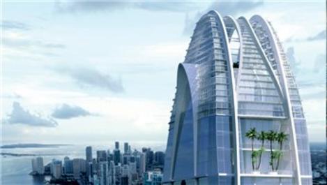 Okan Grubu 70 katlı Okan Tower Miami'yi tanıttı
