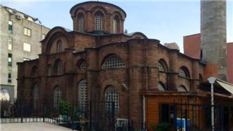 Fatih'teki Mesih Paşa Sarnıcı, 35 yıllığına kiraya veriliyor
