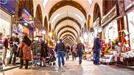 Restore edilen Mısır Çarşısı ve Nusretiye Camisi bugün açılacak