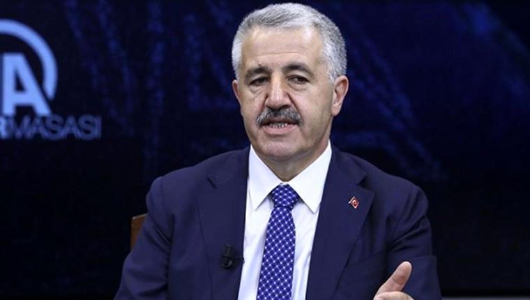 'Kanal İstanbul'a bu yıl kazmayı vurmak istiyoruz'