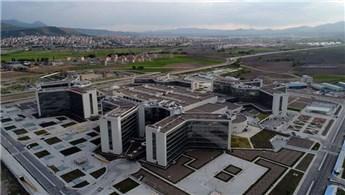 Kayseri Şehir Hastanesi bugün açılıyor