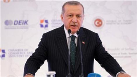 Cumhurbaşkanı Erdoğan: Sırbistan'la turizmde işbirliği yapmalıyız
