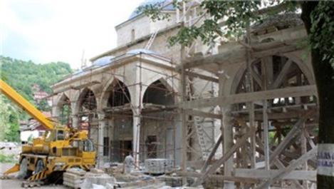Bosna'nın Osmanlı camilerini Vakıflar ayağa kaldırıyor