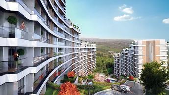 Kavanya Koru'da daireler 195 bin TL'den başlıyor