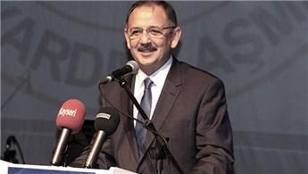 Bakan Özhaseki: Kaçak bina yapan 2 yıl hapis yatmalı!
